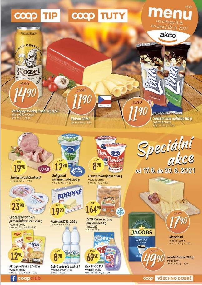 Tuty TIp menu 11-21