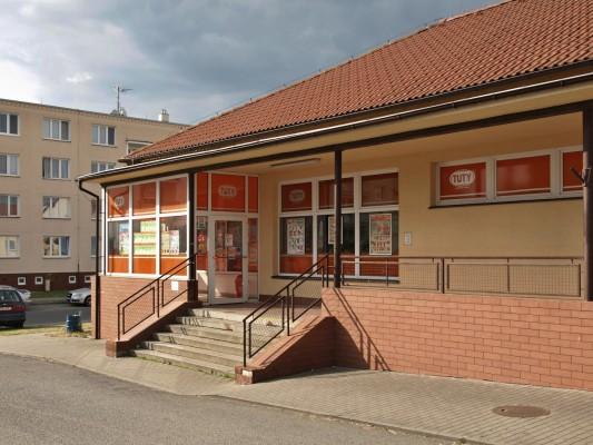 Supermarket Kaznějov u Pošty